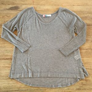 Free People beach casual pullover sweater